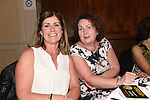 Susan Lenehan and Katheryn Woods pictured at the Duleek National school past pupils reunion at the Westcourt Hotel. Photo:Colin Bell/pressphotos.ie