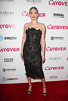 HOLLYWOOD, CA - AUGUST 23: Kate Upton, at Premiere Of DIRECTV And Vertical Entertainment's 'The Layover' at The ArcLight Hollywood on August 23, 2017 in Los Angeles, California. Credit: Faye Sadou/MediaPunch