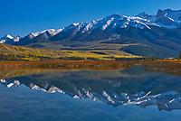 Talbot Lake<br />Jasper National Park<br />Alberta<br />Canada