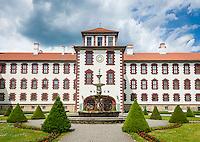 Germany; Free State of Thuringia, Meiningen: Palace Elisabethenburg | Deutschland, Freistaat Thueringen, Meiningen: die Meininger Museen im Schloss Elisabethenburg