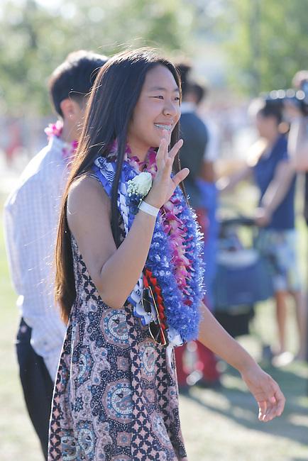 JLS graduation at JLS Middle School in Palo Alto, California, Thursday, June 2 2016.  (Photo by Paul Sakuma Photography) www.paulsakuma.com