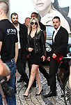 72nd edition of the Cannes Film Festival in Cannes in Cannes, southern France on May 22, 2019. Celebrity Sightings - Day 9 at Hotel Martinez,