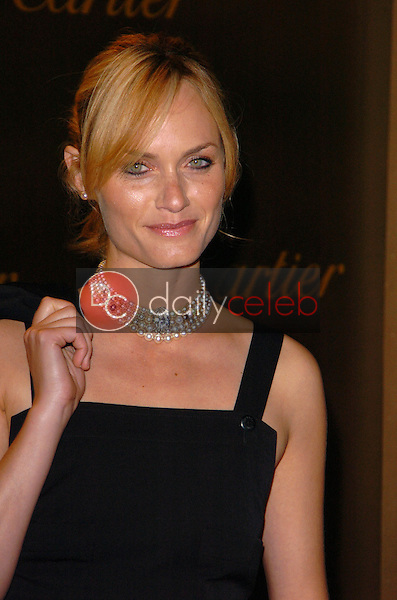 Amber Valletta<br /> at the Cartier Celebrates 25 Years In Beverly Hills, Cartier Boutique, Beverly Hills, CA 05-09-05<br /> Chris Wolf/DailyCeleb.com 818-249-4998