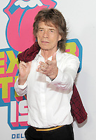 NEW YORK, NY - NOVEMBER 15:  Mick Jagger of The Rolling Stones attend The Rolling Stones Exhibitionism opening night at Industria Superstudio on November 15, 2016 in New York City. Photo by John Palmer MediaPunch