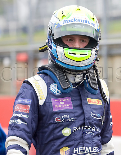 18.05.2012 Brands Hatch, England. Formula 3 Euro Series, William Buller (GBR) in pit lane during Friday's FP1.