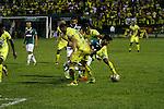 Atlético Bucaramanga venció como local 2-1 a Deportivo Cali. Cuartos de final ida Liga Águila II-2016.
