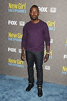 """2 March 2016 - Westwood, California - Lamorne Morris. """"New Girl"""" 100th Episode Party held at The W Hotel. Photo Credit: Byron Purvis/AdMedia"""