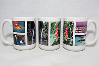 15 oz. Mug  - Hawaii Multi Large - $25 + $6 shipping.<br />