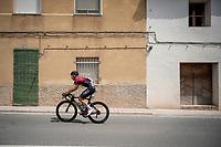 Owain Doull (GBR/Ineos)<br /> <br /> Stage 3: Ibi. Ciudad del Juguete to Alicante (188km)<br /> La Vuelta 2019<br /> <br /> ©kramon