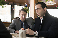 SUCCESSION (season 1)<br /> KIERAN CULKIN, JEREMY STRONG<br /> *Filmstill - Editorial Use Only*<br /> CAP/FB<br /> Image supplied by Capital Pictures