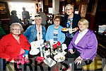 Pictured at the Irish Cancer Society Coffee Morning, held at the Brogue Inn, Tralee, on Friday morning last were l-r: Nora O'Sullivan, Ita Scanlon, Bridie Dowling, Chris Griffin (Chairperson) and Carmel Doolin.
