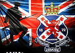 Rangers fans RSEA flag