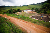Matipo_MG, Brasil...Rota Imperial. Na foto comunidade de Abre Campo, Minas Gerais...The Royal-Imperial Route. In this photo the Abre Campo community, Minas Gerais...Foto: BRUNO MAGALHAES / NITRO