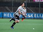 AMSTELVEEN - Fergus Kavanagh (Adam) )   tijdens de hoofdklasse competitiewedstrijd heren, AMSTERDAM-ROTTERDAM (2-2). . COPYRIGHT KOEN SUYK