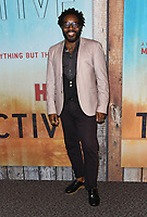 "10 January 2019 - Hollywood, California - Chad Coleman. ""True Detective"" third season premiere held at Directors Guild of America.   <br /> CAP/ADM/BT<br /> ©BT/ADM/Capital Pictures"