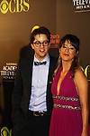General Hospital Kimberly McCullough and poses with Bradford Anderson at the Annual Daytime Entertainment Emmy Awards 2011 held on June 19, 2011 at the Las Vegas Hilton, Las Vegas, Nevada. (Photo by Sue Coflin/Max Photos)
