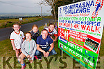 ++REPRO FREE++<br /> Getting ready for the 2015 Dromtrasna Challenge which takes place on Saturday 17th October was l-r: Olivia Horgan, Rachel Flannery, Katie Flannery, Kieran Flannery and Ava Horgan.