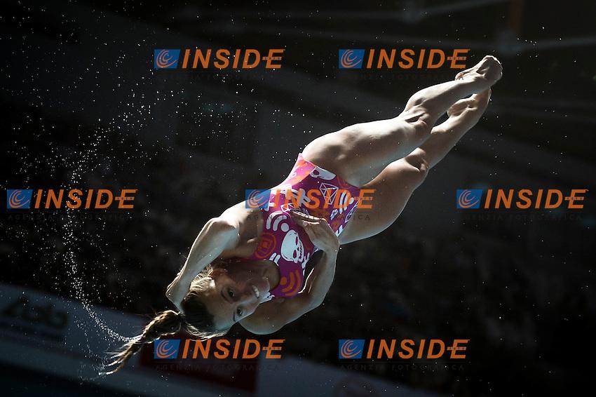CAGNOTTO Tania ITA<br /> Diving - Women's 1m springboard preliminaries<br /> Day 03 26/07/2015<br /> XVI FINA World Championships Aquatics Swimming<br /> Kazan Tatarstan RUS July 24 - Aug. 9 2015 <br /> Photo Giorgio Perottino/Deepbluemedia/Insidefoto