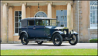 BNPS.co.uk (01202 558833)<br /> Pic: Historics/BNPS<br /> <br /> Royce's Roller...<br /> <br /> A vintage Rolls-Royce that belonged the company's co-founder Henry Royce has emerged for sale at auction for £120,000.<br /> <br /> The Twenty Goshawk II was built in 1921 and is the oldest car of its kind left in existence today.<br /> <br /> It was used by Royce for a number of years and first hand accounts from the time report him being 'very pleased' with the motor.