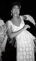 Vanessa Williams 1985<br /> Photo By John Barrett/PHOTOlink /MediaPunch