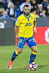 Jese Rodriguez of UD Las Palmas during the match of La Liga between Deportivo Leganes and Union Deportiva Las Palmas  Butarque Stadium  in Madrid, Spain. April 25, 2017. (ALTERPHOTOS/Rodrigo Jimenez)