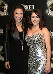 Lindsay Mendez and Alli Mauzey  attending the 10th Anniversary Celebration Party for 'Wicked'  at the Edison Ballroom on October 30, 2013  in New York City.