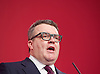 Labour Leadership <br /> Conference <br /> at The QE Conference Centre, Westminster, London, Great Britain <br /> 12th September 2015 <br /> <br /> Tom Watson <br /> Deputy leader <br /> <br /> <br /> <br /> Photograph by Elliott Franks <br /> Image licensed to Elliott Franks Photography Services