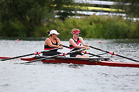 Race: 56  W.2x (Band 1)  Heat 1<br /> <br /> Peterborough Summer Regatta 2018 - Sunday<br /> <br /> To purchase this photo, or to see pricing information for Prints and Downloads, click the blue 'Add to Cart' button at the top-right of the page.