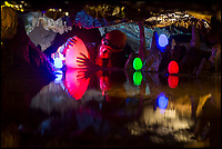 Glow with the flow at Cheddar Cave's this Easter.