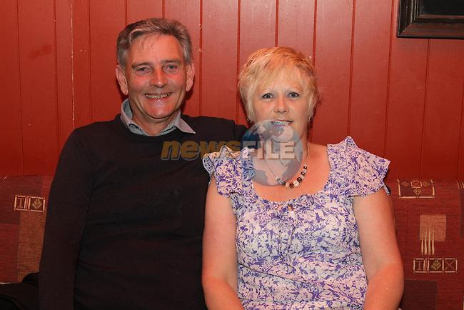 Christopher and Stephanie Finglas in O'Caseys...(Photo Jenny Matthews/www.newsfile.ie)