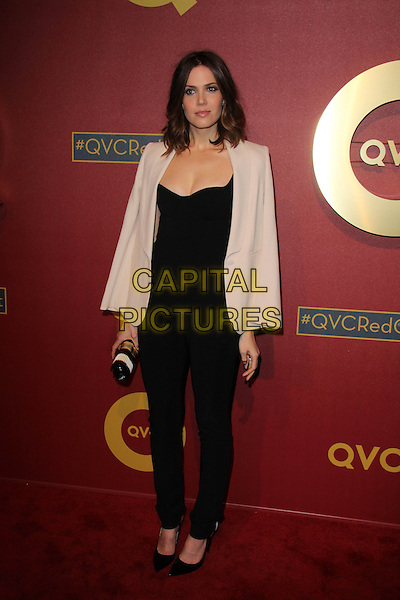 BEVERLY HILLS, CA - February 28: Mandy Moore at QVC 5th Annual Red Carpet Style Event, Four Seasons, Beverly Hills,  February 28, 2014.  <br /> CAP/MPI/JO<br /> &copy;Janice Ogata/MediaPunch/Capital Pictures