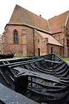 Drewniana lodź, Muzeum Rybolowstwa<br /> Hel Wooden boat, Museum of the fishery