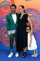"LOS ANGELES - MAR 7:  Utkarsh Ambudkar, Naomi Campbell at the Premiere Of Disney Junior's ""Mira, Royal Detective"" at the Disney Studios on March 7, 2020 in Burbank, CA"