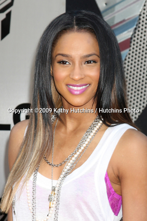 "Ciara arriving at the ""Transformers: Revenge of the Fallen"" Premiere at the Mann's Village Theater in Westwood, CA  on June 22, 2009.  .©2009 Kathy Hutchins / Hutchins Photo"