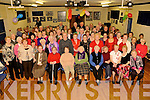 Senior Citizens Party; The large crowd who attended the annual  Rathea/Irremore Senior Citizens party held at St Senan's GAA clubhouse in Mountcoal, Listowel on Sunday.