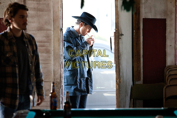 EMILE HIRSCH, MATTHEW McCONAUGHEY.in Killer Joe (2011) .*Filmstill - Editorial Use Only*.CAP/FB.Supplied by Capital Pictures.