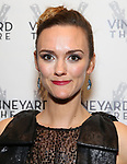 Leah Hofmann attends the Opening Night Performance Celebration for  'The Beast In The Jungle' at The Vineyard Theatre on May 23, 2018 in New York City.