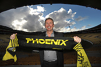 130520 A-League Football - Phoenix Sign Coach Ernie Merrick