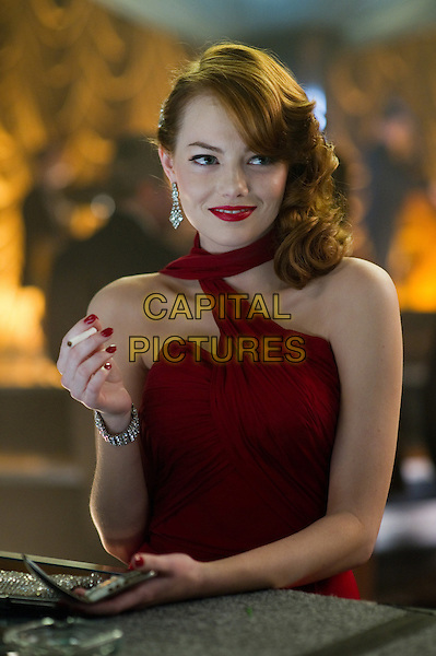 EMMA STONE.in Gangster Squad (2013) .*Filmstill - Editorial Use Only*.CAP/FB.Supplied by Capital Pictures.