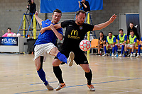 20181209 Futsal National League Final - Auckland v Southern