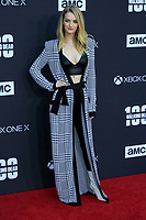 """LOS ANGELES - OCT 22:  Lydia Hearst at the """"The Walking Dead"""" 100th Episode Celebration at the Greek Theater on October 22, 2017 in Los Angeles, CA"""