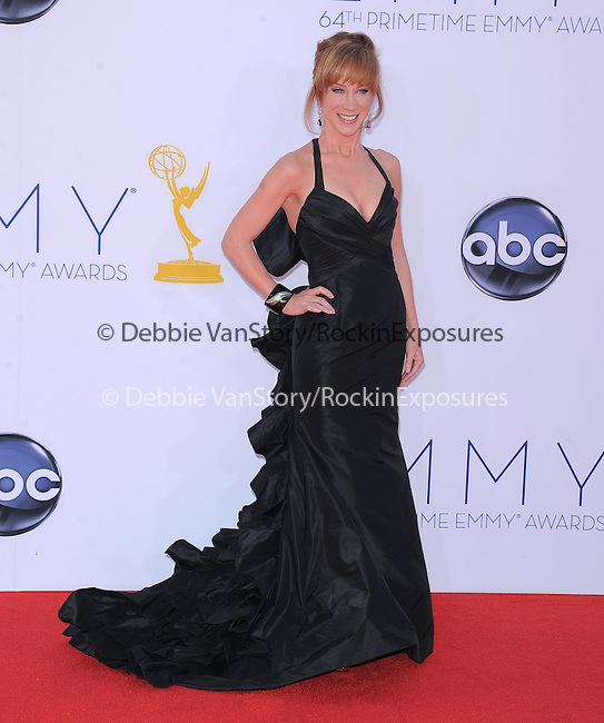 Kathy Griffin at The 64th Anual Primetime Emmy Awards held at Nokia Theatre L.A. Live in Los Angeles, California on September  23,2012                                                                   Copyright 2012 Hollywood Press Agency