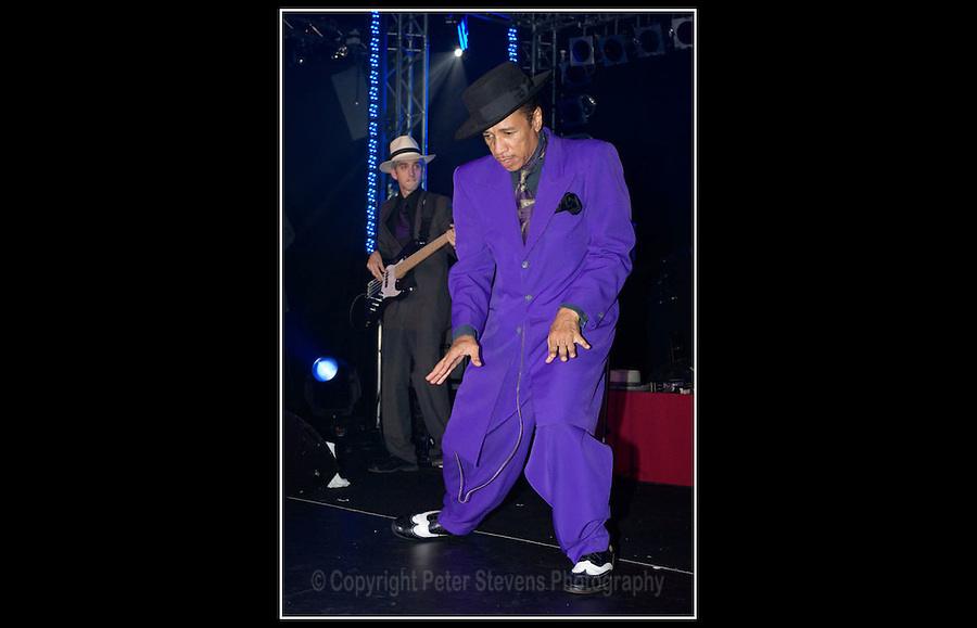 Kid Creole - Battersea Park, London - 28th October 2005