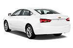 Rear three quarter view of a 2014 Chevrolet Impala 2 LT2014 Chevrolet Impala 2 LT