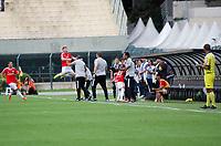 São Paulo (SP), 25/01/2020 - Internacional-Grêmio - Guilherme Pato do Internacional comemora o gol. Partida entre Internacional e Grêmio válida pela final da Copa São Paulo no estádio Paulo Machado de Carvalho (Pacaembu) neste sábado (25).