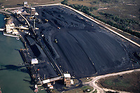 Coal for electric power plant, Florida