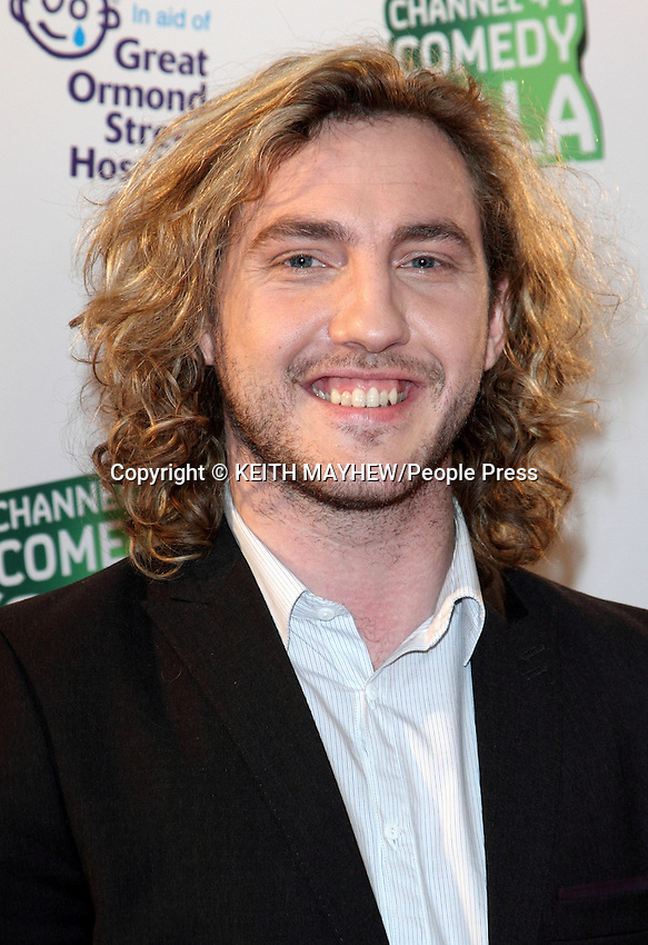 London - Channel 4 Comedy Gala at O2 Arena, London - May 11th 2012..Photo by Keith Mayhew