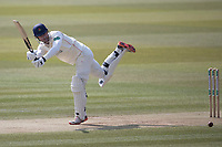 Dane Vilas of Lancashire CCC imperiously clips to the leg boundary during Middlesex CCC vs Lancashire CCC, Specsavers County Championship Division 2 Cricket at Lord's Cricket Ground on 13th April 2019