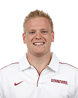 Stanford, CA - September 20, 2019: James Murphy, Athlete and Staff Headshots