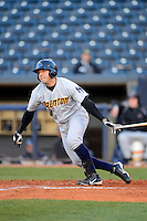 Trenton Thunder third baseman Rob Segedin #26 during a game against the Akron Aeros on April 22, 2013 at Canal Park in Akron, Ohio.  Trenton defeated Akron 13-8.  (Mike Janes/Four Seam Images)